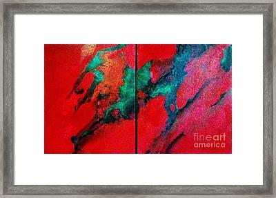 Mistique Framed Print