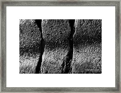 Framed Print featuring the photograph MN3 by Cazyk Photography