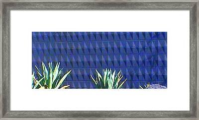 Mod Horizontal 8 Framed Print by Randall Weidner