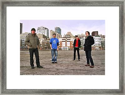 Modest Mouse Framed Print