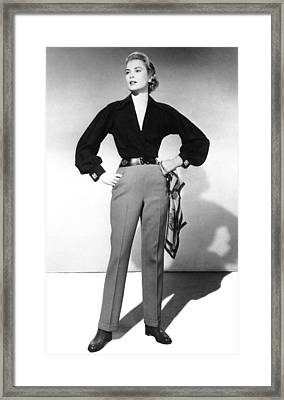 Mogambo, Grace Kelly, 1953 Framed Print by Everett