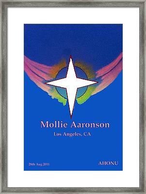 Mollie Aaronson Framed Print