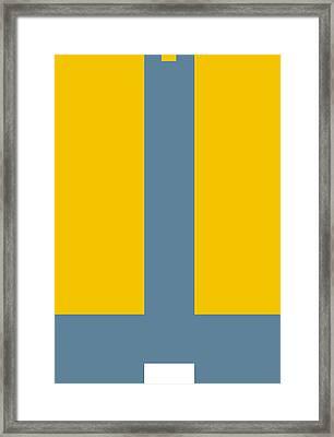 Molto Framed Print
