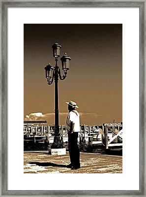 Molto Romantico Framed Print