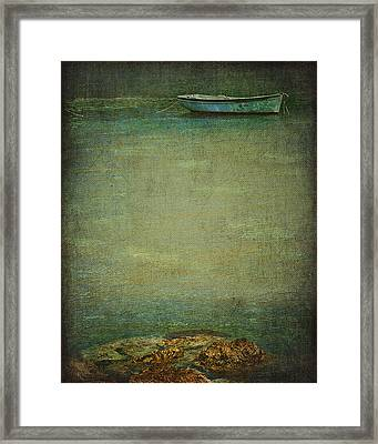 Molunat-croatia Framed Print by Mario Celzner