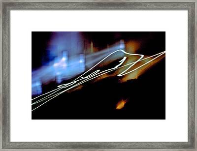 Momemtary Lapse Framed Print