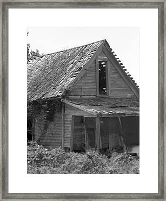 Moms-old-ok-room Framed Print