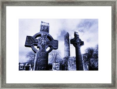 Monasterboice, Co Louth, Ireland Framed Print by The Irish Image Collection