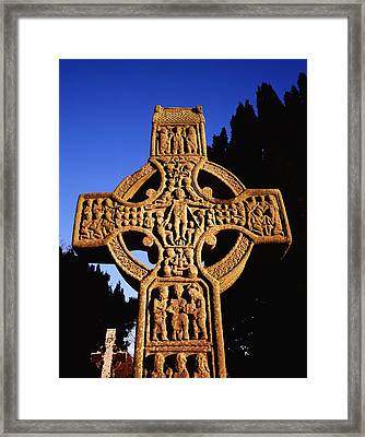 Monasterboice, Co. Louth Framed Print by The Irish Image Collection