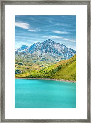 Moncenisio, Piedmont Framed Print by Marco Maccarini