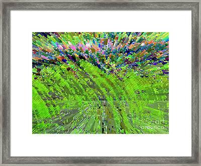 Monsanto Spring Framed Print