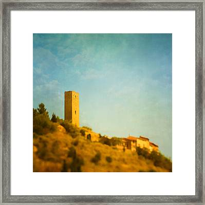 Montady Tour Aka Framed Print by Paul Grand Image