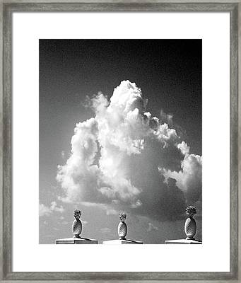 Framed Print featuring the photograph Monument by Lizi Beard-Ward