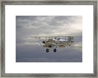 Moody Blue Framed Print by Pat Speirs