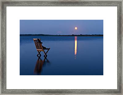 Framed Print featuring the photograph Moon Boots by Gert Lavsen