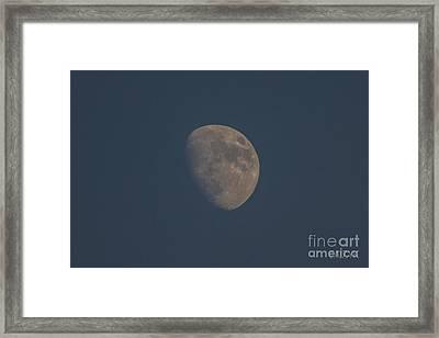 Moon2 Framed Print