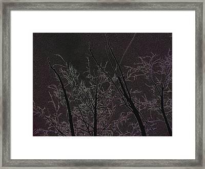 Moonlight I Framed Print by Katharine Birkett
