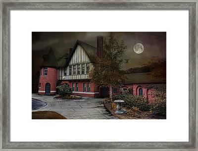 Moonlight Framed Print by Robin-lee Vieira
