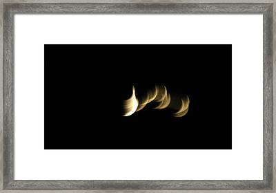 Moonlight Shake Framed Print by Clifton Fomby