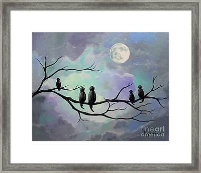 Moonlight Sonata Framed Print