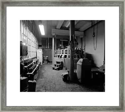 More Power To You Framed Print by Jan W Faul