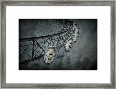 More Then Meets The Eye Framed Print by Evelina Kremsdorf