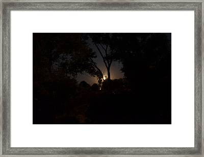 Morning 9 11 11 Framed Print