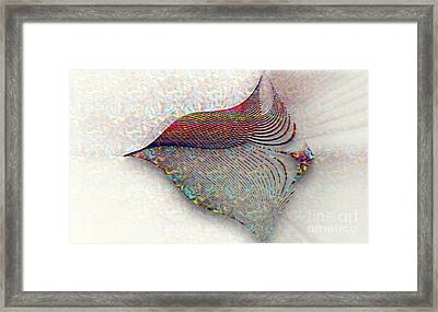 Morning Bird Framed Print by Vidka Art