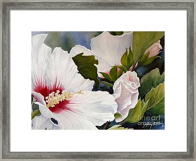 Morning Gift Sold Framed Print