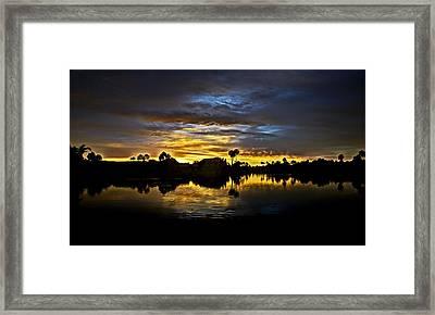 Morning Glow  Framed Print by Saija  Lehtonen