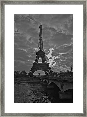 Framed Print featuring the photograph Morning Light  by Eric Tressler