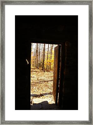 Morning Framed Print by Margaret Steinmeyer