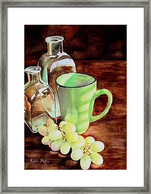 Morning Sunshine Framed Print by Bobbi Price