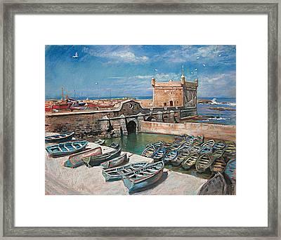 Morocco Framed Print by Ylli Haruni