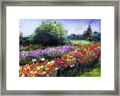 Morwood Road Framed Print