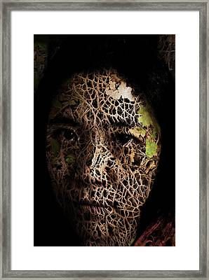Mother Earth Framed Print by Christopher Gaston