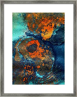 Mother Earth Nature Framed Print by Colette V Hera  Guggenheim
