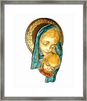 Mother's Love Framed Print by Bruce Iorio