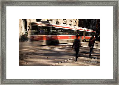 Motion 0711 Framed Print by Igor Kislev