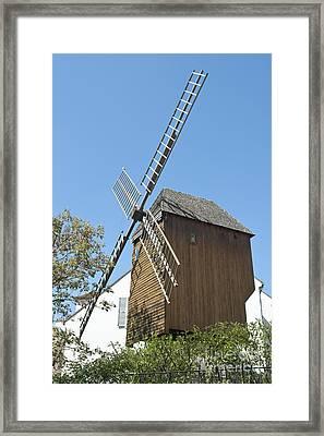 Moulin Du Radet Framed Print