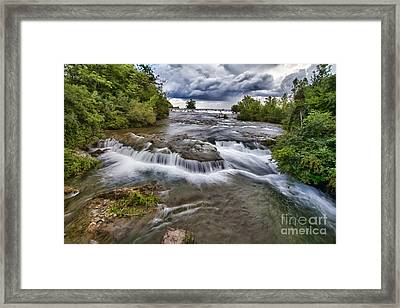 Movement Framed Print by Chuck Alaimo