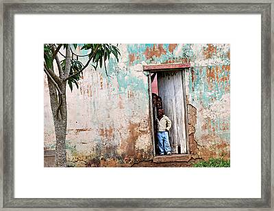 Mozambique - Land Of Hope Framed Print by Christopher Gaston