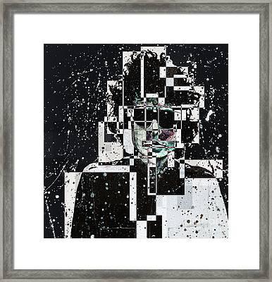 Mr Bob Dylan Framed Print