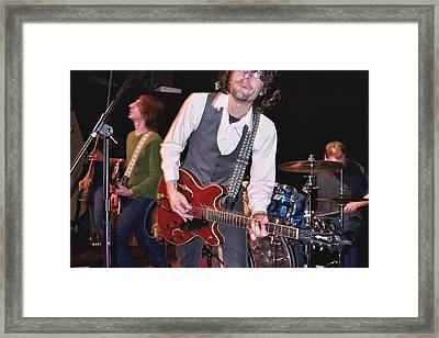 Mudhoney Framed Print