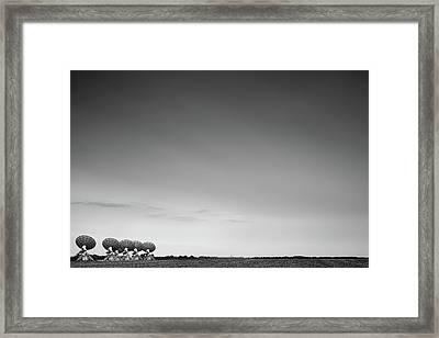 Mullard, Cambridgeshire, Uk Framed Print