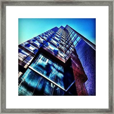 Multiple Reflections Framed Print