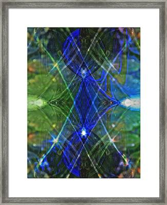 Multiplicity Framed Print by Chris Anderson