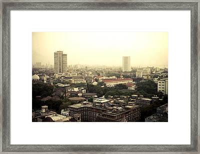 Mumbai, India Framed Print