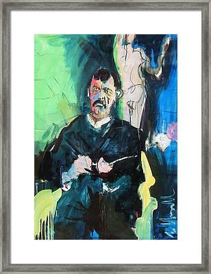 Munch Framed Print