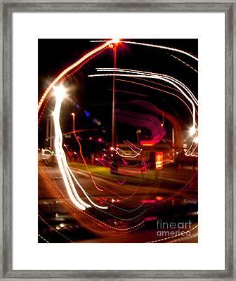 Munchies After 2 Framed Print by Peter Piatt